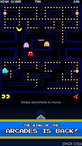 PAC-MAN screenshot 1