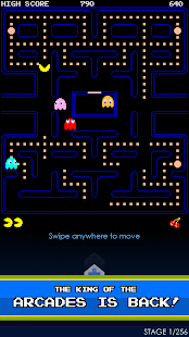PAC-MAN- screenshot thumbnail