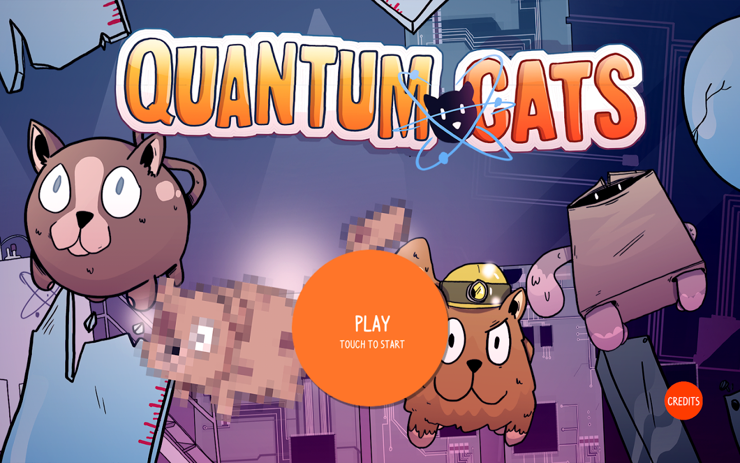 Quantum Cats- screenshot