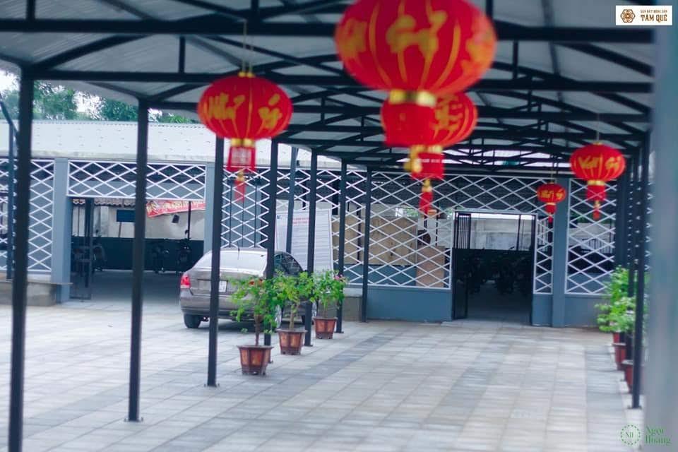 Ảnh 2: Không gian sống trong lành khoáng đạt tại Long Châu