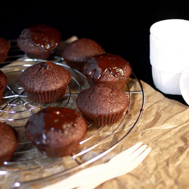 Christophe Felder's Chocolate Muffins