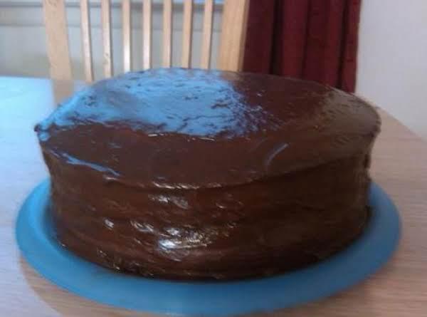 Chocolate Dobash Cake