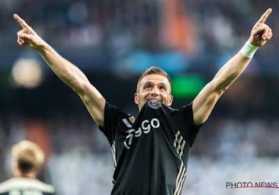 EreDivisie: l'Ajax dompte Zwolle et fond sur le PSV