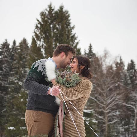 Wedding photographer Anastasiya Barashova (Barashova). Photo of 19.02.2018