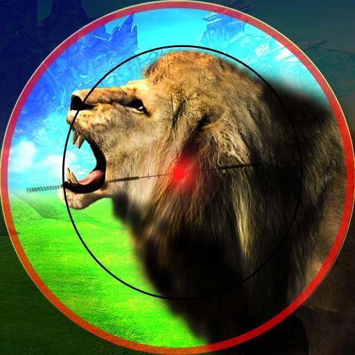 Forest Lion Sniper Hunting 2018