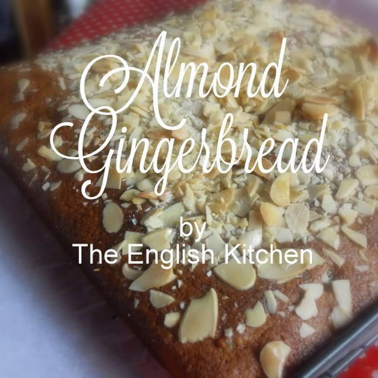 Almond Gingerbread