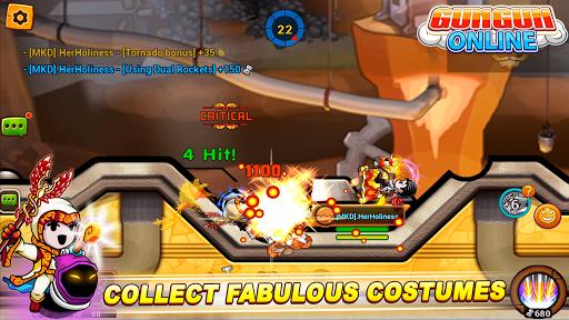 Gungun Online: Shooting game screenshots 8