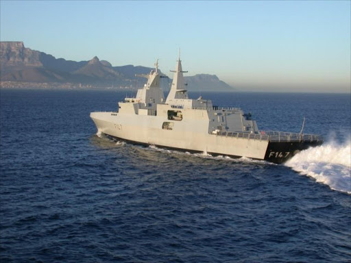 SA Navy. File photo