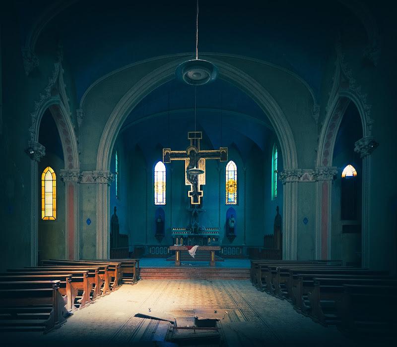 Blue Chapel  di SG67