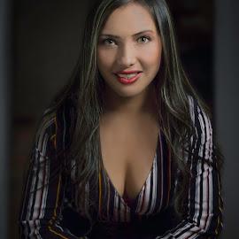 An Intimidating Glaze by Andrius La Rotta Esquivel - People Portraits of Women ( woman, fotógrafo, bogotá, portrait photographers, portraits, photographer, fotografía, portrait, women portraits, photography, colombia, fotografia )