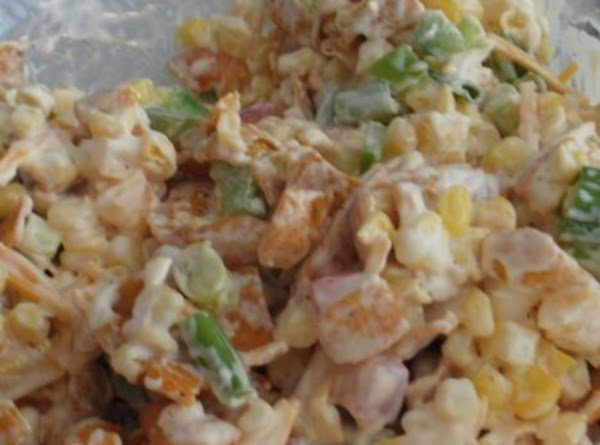 Corn Salad With Fritos Recipe