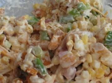 Corn Salad with Fritos