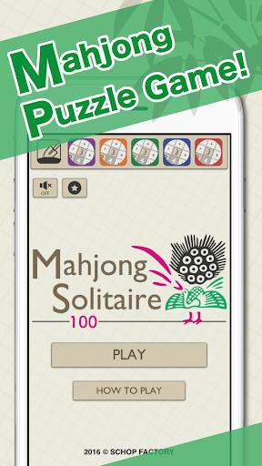 Mahjong Solitaire 100