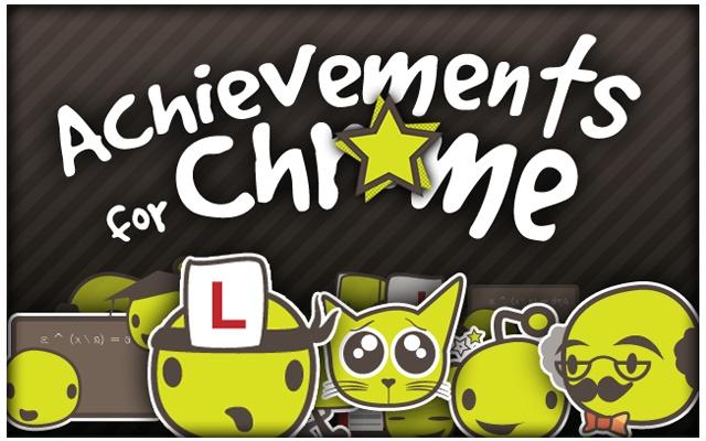 Achievements for Chrome™