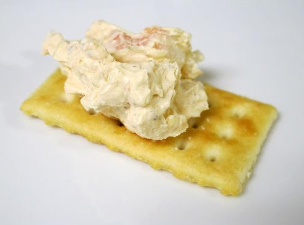 Zesty Crabmeat Spread Recipe