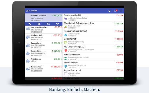 StarMoney - Banking + Kontenübersicht  screenshots 8