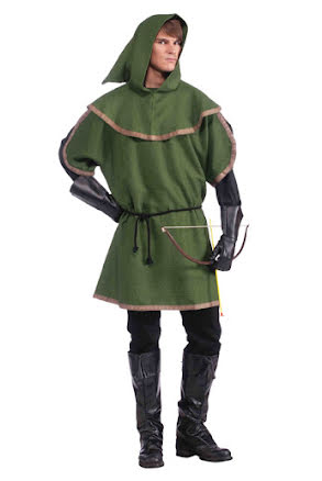 Dräkt, Sherwood grön