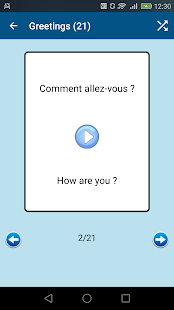 Easy French - Learn French !- screenshot thumbnail