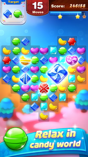 Sweet Candy Forest screenshot 3
