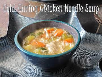Cold-Curing Chicken Noodle Soup