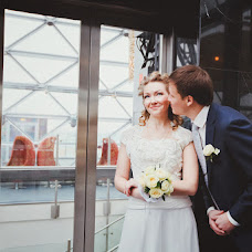 Wedding photographer Inna Pticyna (innaptitsyna). Photo of 08.04.2013