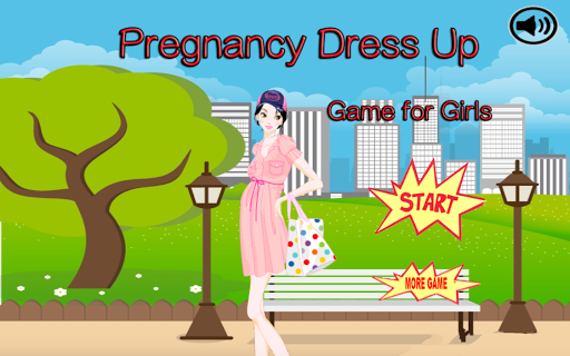 Pregnancy Dress Up Games