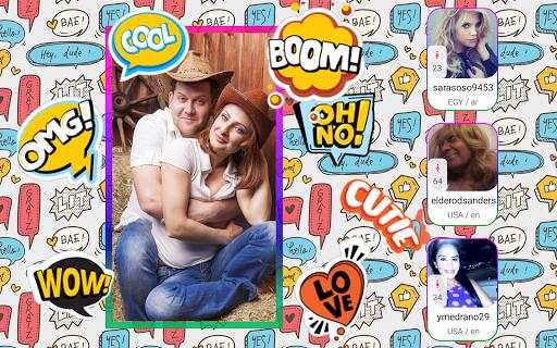 Video chat - a dating platform for sexy women 5 screenshots 20