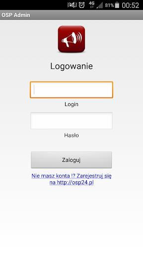 OSP Admin