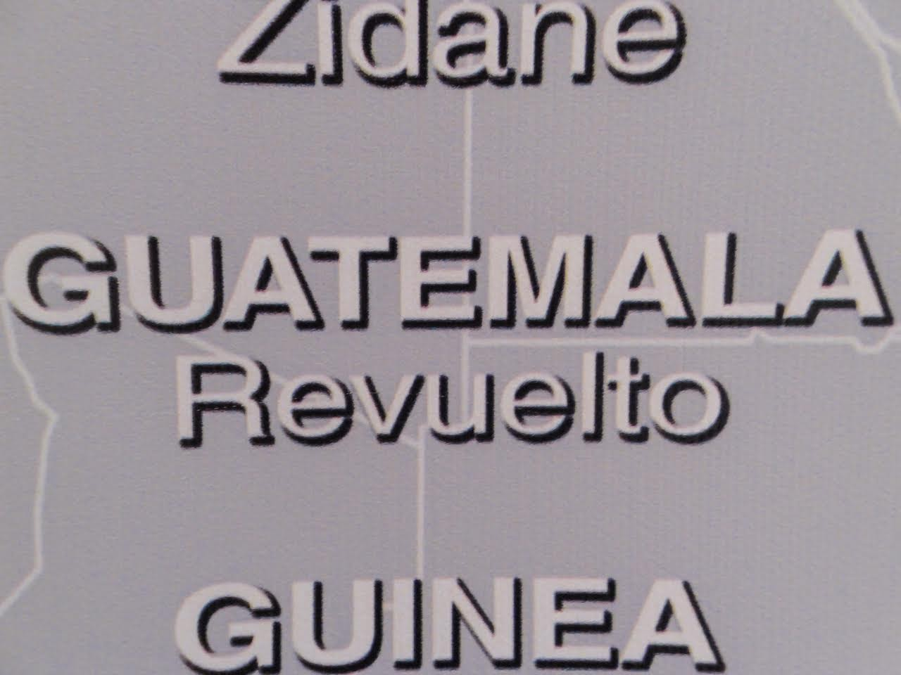 A Guatemalan Player named Revuelto played for Real Madrid in the past