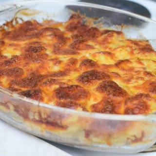 Healthier Potato Gratin Recipe