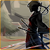 Shadow Stickman Ninja Master