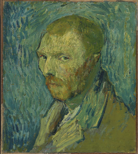 Contested Self-Portrait (1889) in the Nasjonalmuseet Oslo really is a Van Gogh - Van Gogh Museum