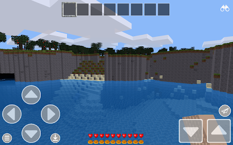 Shelter Free Craft: Mine Block screenshot 3