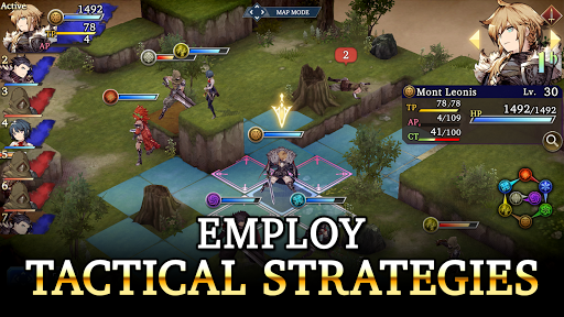 WAR OF THE VISIONS FFBE 1.0.3 screenshots 1