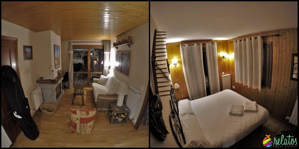 Alojamiento Airbnb Cerler