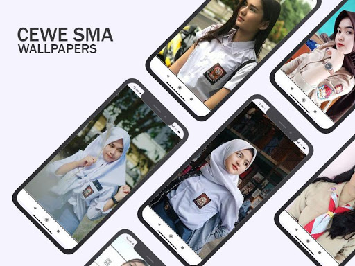 Cewe SMA Wallpapers 1.1 screenshots 1