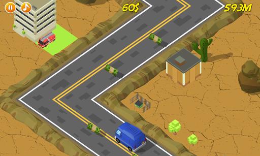 Highway Speed Racer : 3D