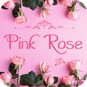 Pink Rose Font for FlipFont , Cool Fonts Text Free