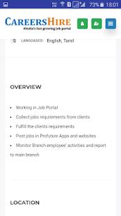 Download CareersHire- India's No:1 Job Portal For PC Windows and Mac apk screenshot 7