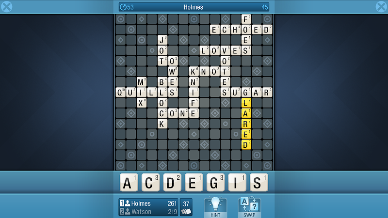 CrossCraze PRO - Classic Word Game Screenshot 15