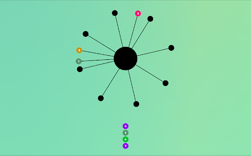 Impossible Twisty Dots: Colors- screenshot thumbnail