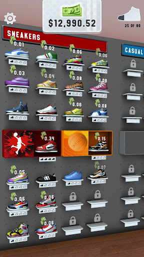 Sneaker Art! Screen Shot