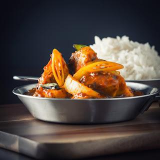 Sweet Mango Curry Recipes