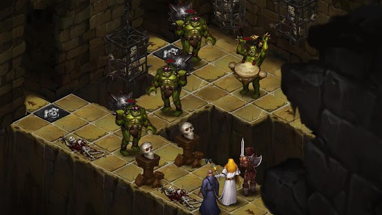 Dark Quest 2 Screenshot