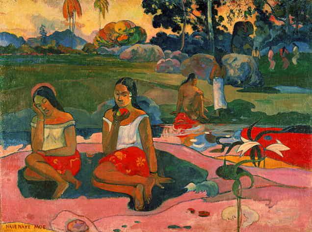 Resultado de imagen de paul gauguin