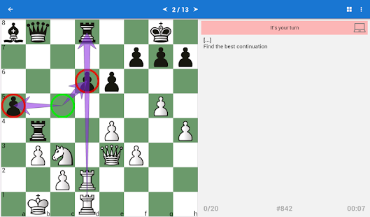 Chess Middlegame II- screenshot thumbnail