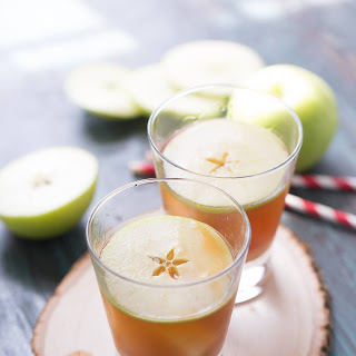 Caramel Apple Cocktail