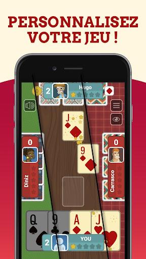 Code Triche Euchre Jeux De Cartes Gratuit: Jeu Classique APK MOD screenshots 5