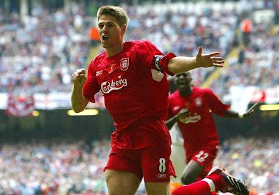 Steven Gerrard fait son entrée au Hall of Fame de la Premier League