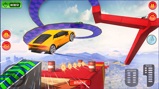 Ramp Car Stunt Racing : Impossible Track Racing 1.0.1 screenshots 5